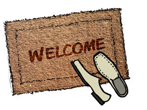 Doormat_Welcome